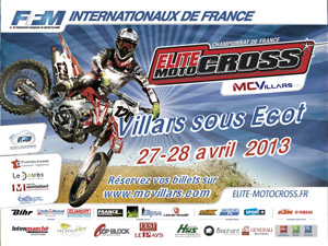 Championnat de France Elite de motocross