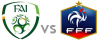 Irlande France coupe du monde 2010 football