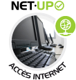 NET·UP : Accès Internet