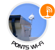 Wi-Fi·ON : Liaisons radio point-à-point